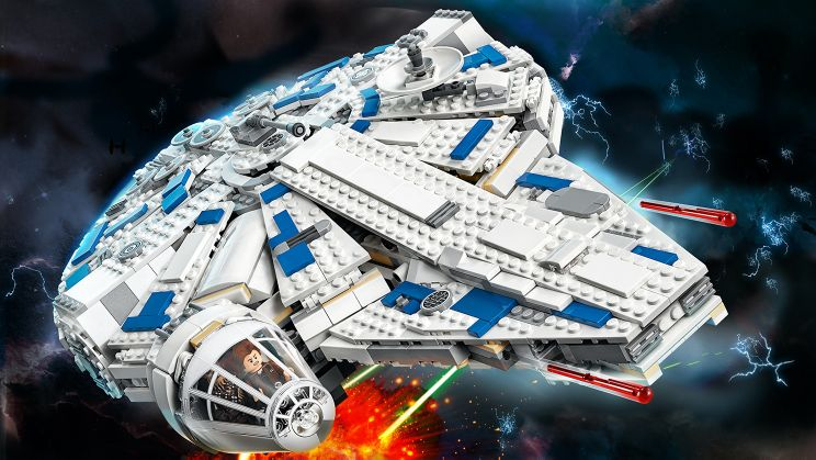 lego star wars 75212 kessel togt millennium falcon bricks3000. Black Bedroom Furniture Sets. Home Design Ideas